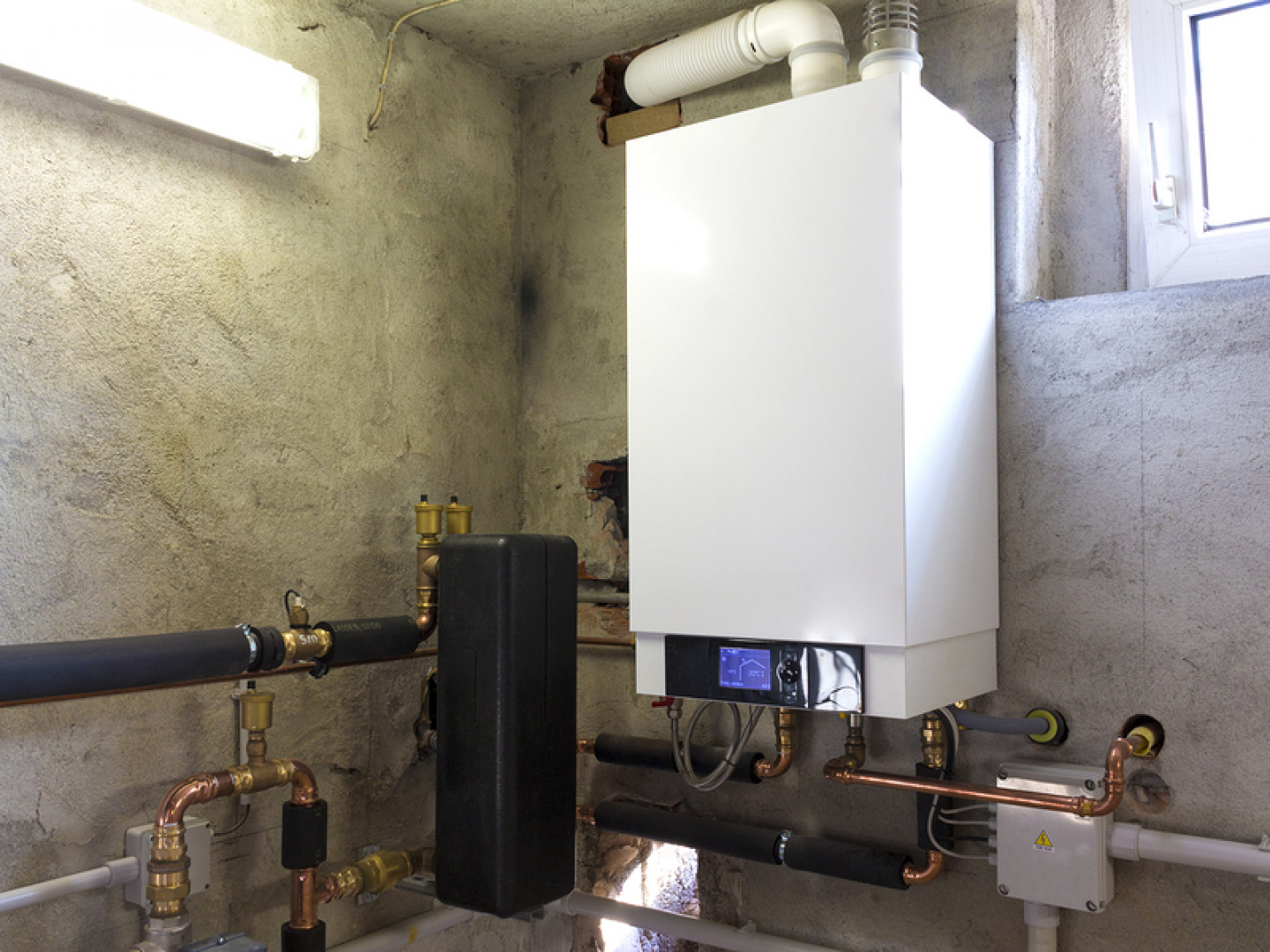Keep up with maintaining your boiler